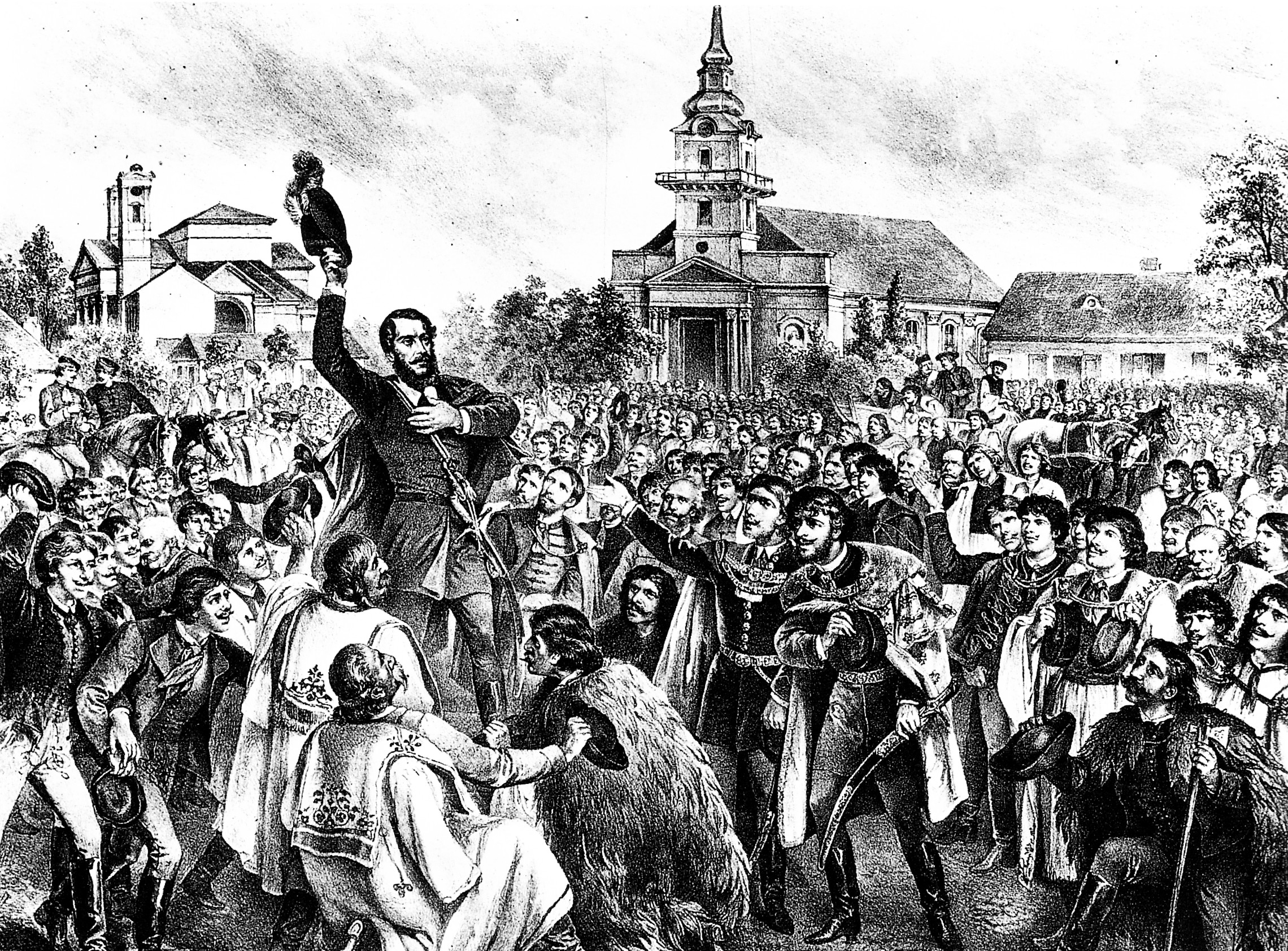 revolutions of 1848 Melvyn bragg and guests discuss 1848, the year that saw europe engulfed in revolution governments from paris to palermo were toppled, but the effects were not to last show more melvyn bragg and.