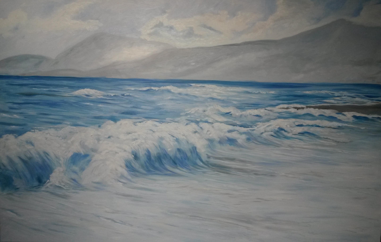 tengereken át
