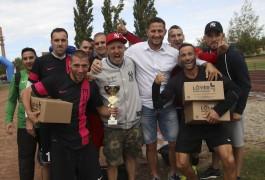 JGB-Muki Football Team - Kékfrankos Kupa 1. hely