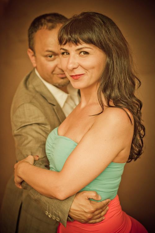 Vedégek: Czidor Katalin, Bogdán Tihamér táncoktatók