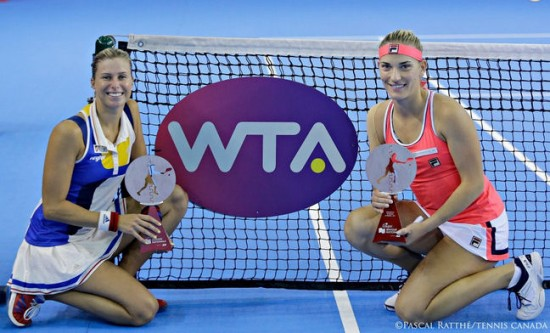 Fotó: Pascal Ratthé/Tennis Canada