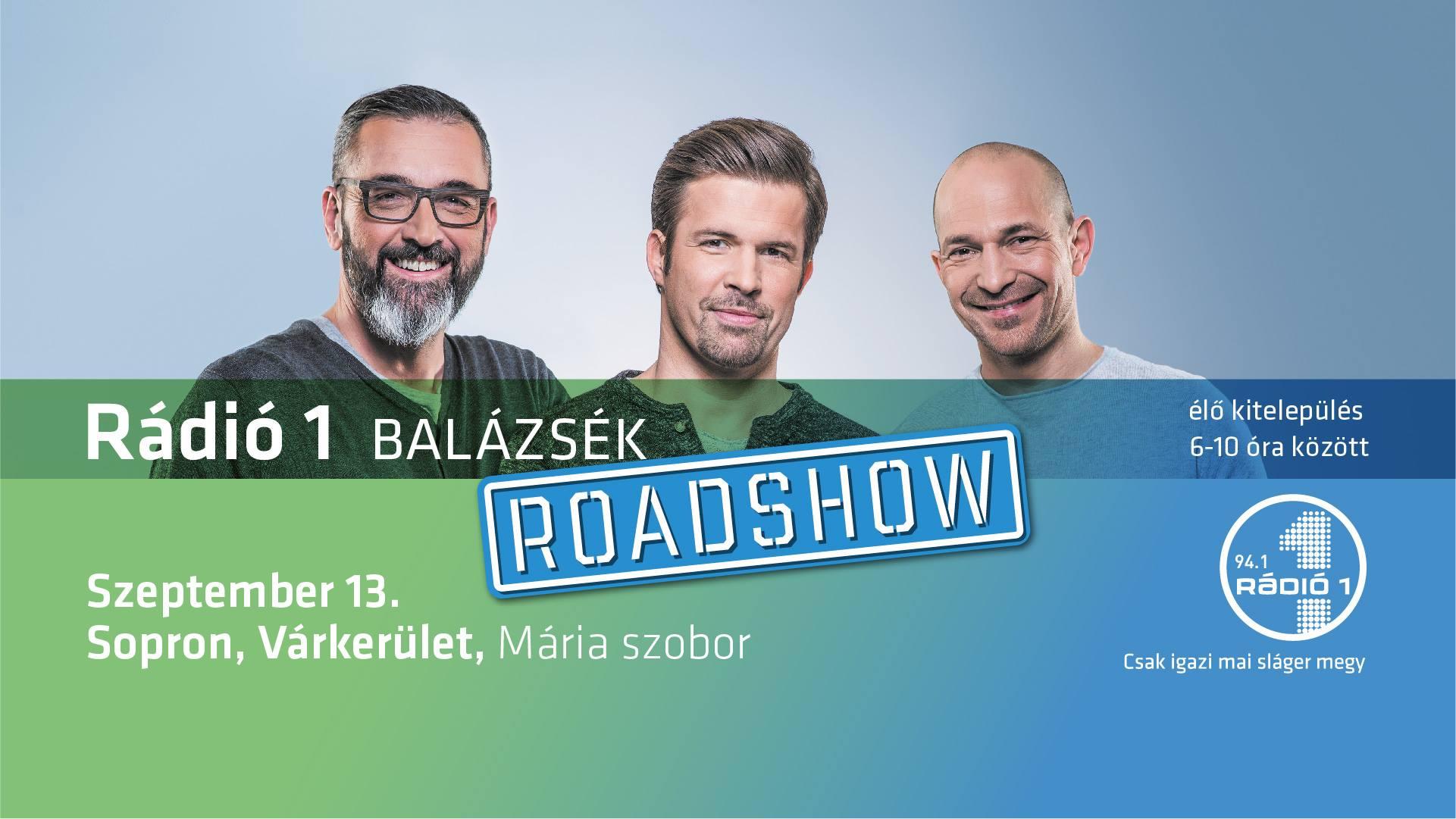 rádió1 roadshow
