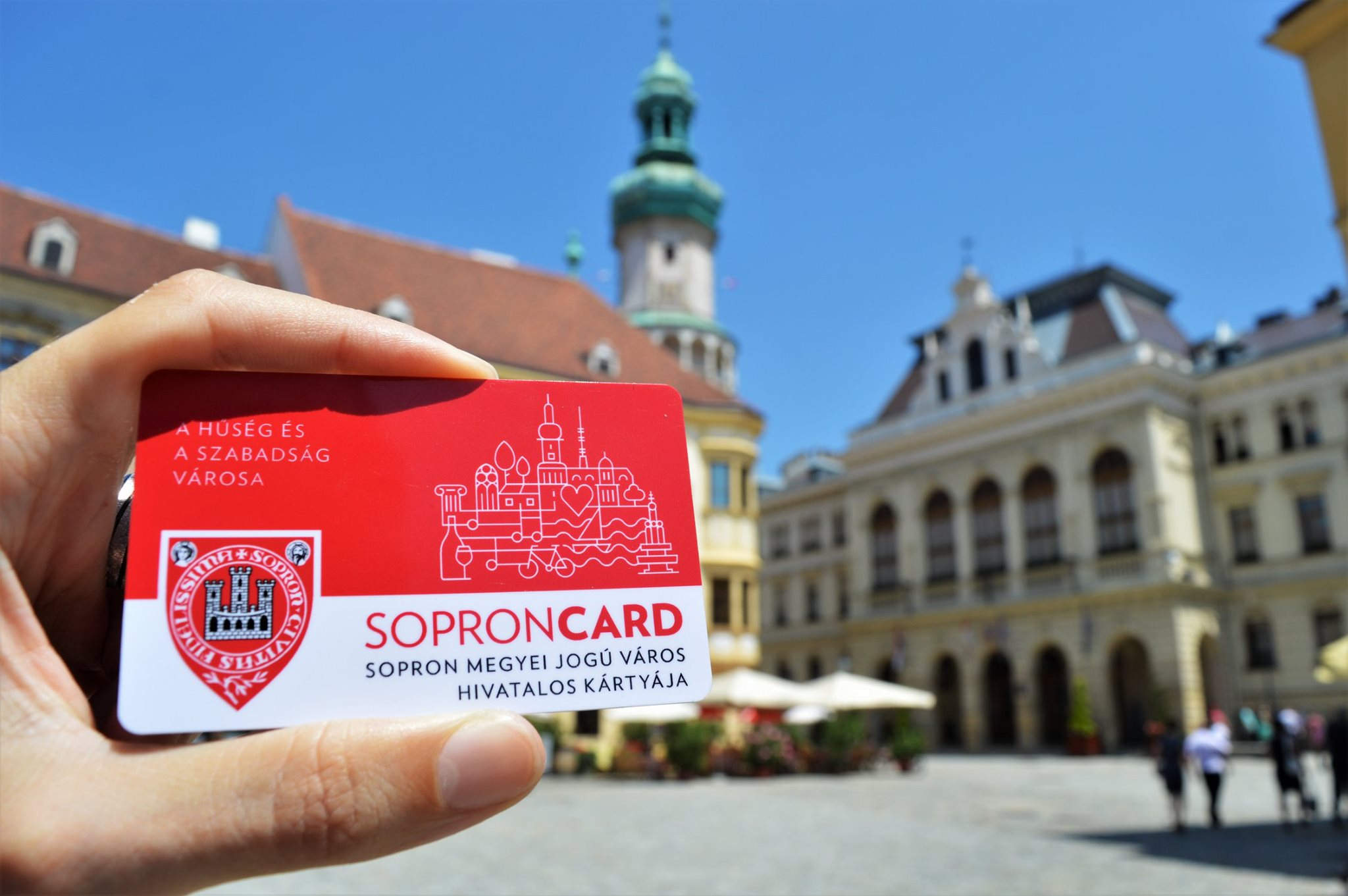soproncard
